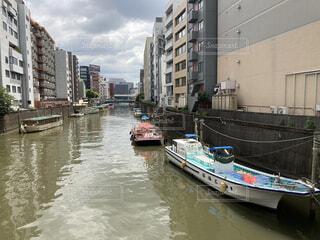 川の写真・画像素材[4683806]