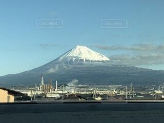 自然,空,富士山,屋外,雲,世界遺産,山,登山