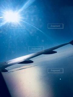 空,屋外,飛行機,航空機,車両