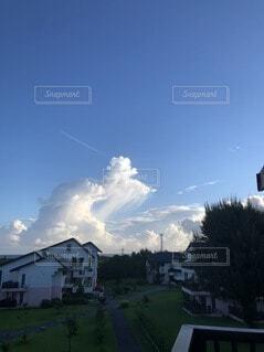 空,屋外,南国,雲,沖縄,家,樹木,宮古島