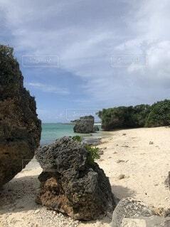 自然,風景,海,空,屋外,湖,南国,ビーチ,雲,水面,海岸,沖縄,山,岩,地面,宮古島