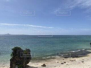 自然,風景,海,空,屋外,南国,ビーチ,雲,水面,海岸,沖縄,宮古島