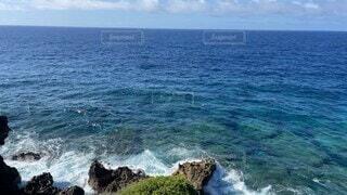 自然,風景,海,空,屋外,南国,ビーチ,水面,海岸,沖縄,岩,宮古島