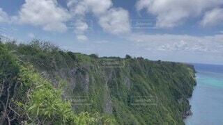 自然,空,屋外,南国,雲,沖縄,山,宮古島