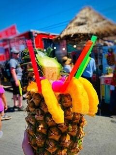 Summer drinkの写真・画像素材[4676225]