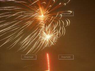 夏,夜,花火,明るい,風物詩,景観