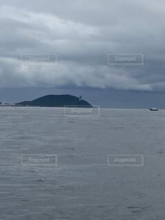 大きな水域の写真・画像素材[4794050]