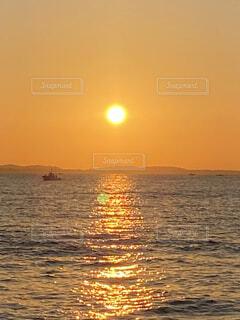 日の出の写真・画像素材[4794053]