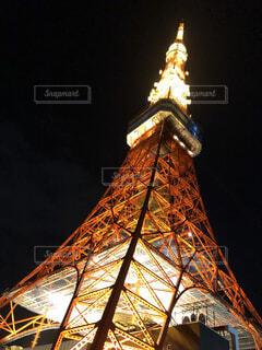 風景,空,建物,夜,屋外,タワー,高層ビル,明るい