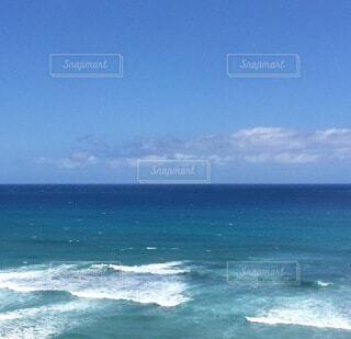 自然,風景,海,空,屋外,ビーチ,雲,青,水面,水平線