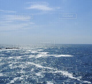日本海の写真・画像素材[4737436]