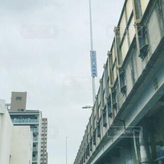 空,建物,屋外,窓,都会,高層ビル,通り