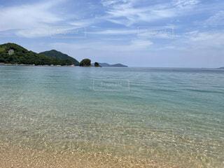 自然,風景,海,空,屋外,湖,ビーチ,雲,水面,海岸,山,熱帯,海洋地形
