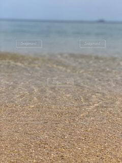 自然,海,空,屋外,ビーチ,水面,地面