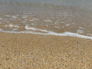海,屋外,ビーチ,水面,地面