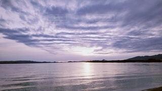 自然,風景,空,屋外,湖,ビーチ,雲,水面