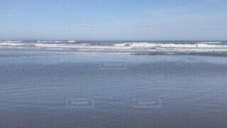 自然,海,空,夏,屋外,湖,ビーチ,雲,青,水面,海岸,夏の風物詩,海の音