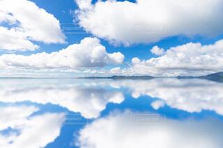透明な海の風景の写真・画像素材[4723559]