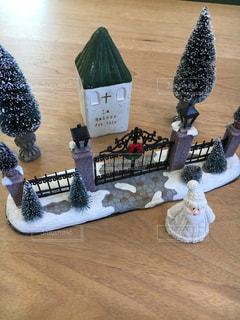 北欧クリスマスの写真・画像素材[270242]