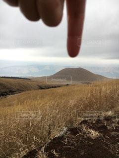 山,熊本県,ハンドサイン,ジェスチャー