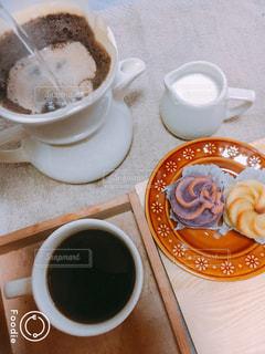 コーヒーとスイートポテト! - No.830232