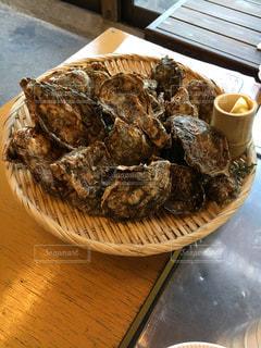 宮島!牡蠣焼き!の写真・画像素材[833707]