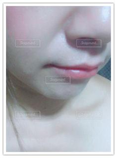 私の口の写真・画像素材[850512]