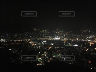 夜,絶景,屋外,旅行,長崎県,日本三大夜景