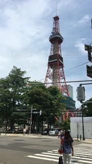 札幌の街です!の写真・画像素材[880148]
