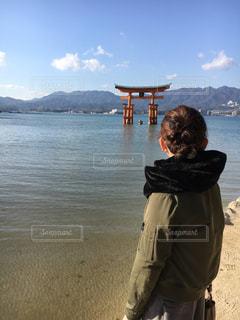 広島県、宮島旅行中!の写真・画像素材[1027870]
