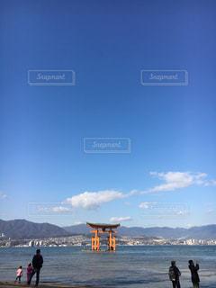 青空の写真・画像素材[1094439]