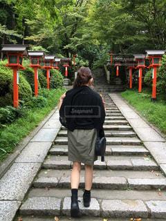 京都旅行!の写真・画像素材[1112605]