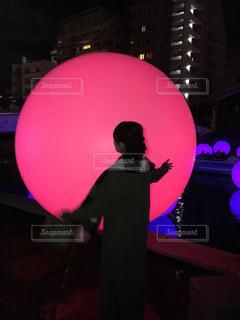 かわいいボール!の写真・画像素材[1445355]