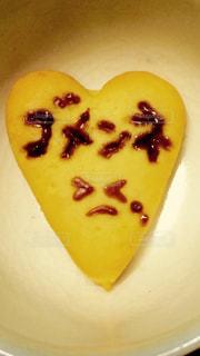 ハート,クッキー,メッセージ,ごめんね
