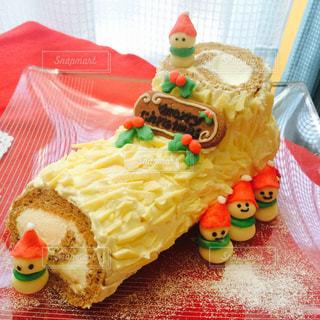 スイーツ,ケーキ,おやつ,クリスマス,雪だるま,チョコレート,手作り,デコレーション,シュガークラフト