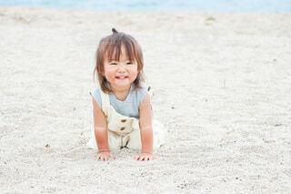 とびっきりの笑顔での写真・画像素材[4710146]