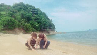 リフレッシュ女子の旅の写真・画像素材[4725738]