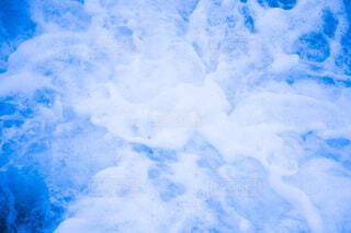 白波の写真・画像素材[4762680]