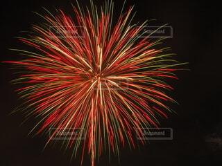 夏を彩る花火の写真・画像素材[4693738]