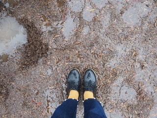 雨の日だって楽しめるの写真・画像素材[4694088]