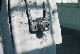 フィルムカメラの写真・画像素材[4780119]