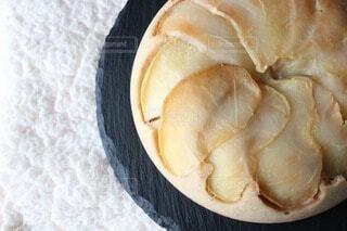 りんごケーキの写真・画像素材[4821353]