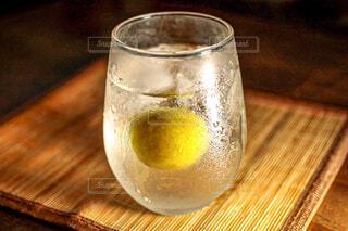 自家製梅酒の写真・画像素材[4714611]