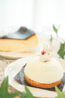 チーズケーキの写真・画像素材[4784693]