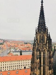 チェコの街並の写真・画像素材[4755289]