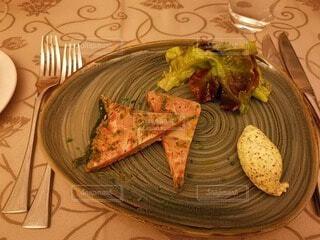 フレンチの前菜の写真・画像素材[4725929]