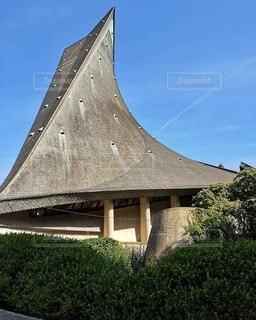 ジャンヌダルクが処刑された広場につくられた教会の写真・画像素材[4749239]