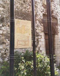 ジャンヌ・ダルクが捕まっていた牢屋の写真・画像素材[4749248]