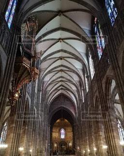 ストラスブール大聖堂の写真・画像素材[4750494]