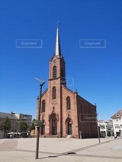 ドイツの教会の写真・画像素材[4768454]